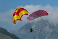 Reserve parachutes GIN