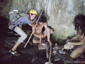 Caving adventures gift voucher