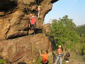 Ваучер Приключение- скално катерене