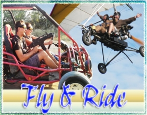 Fly&Ride gift voucher