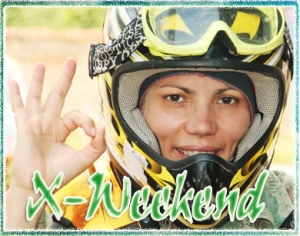 eXtreme Weekend gift voucher