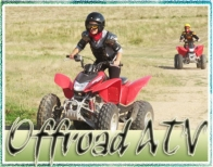 Off road adventure with Honda TRX gift voucher