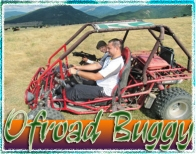Off road adventure with buggy Razor gift voucher