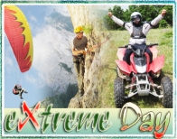 eXtreme Day gift voucher