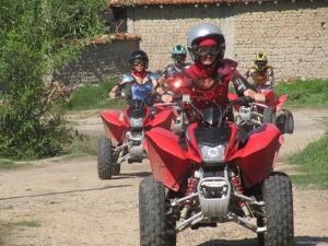 Off road adventure with Honda TRX gift voucher