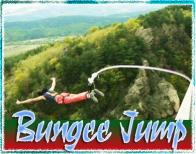 Bungee jumping gift voucher