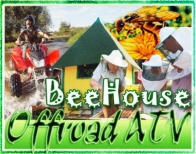 Healthy trip with quad bike to BEEHOUSE gift voucher