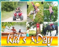 X-Day kids gift voucher