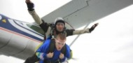 Parachuting/ Sky diving